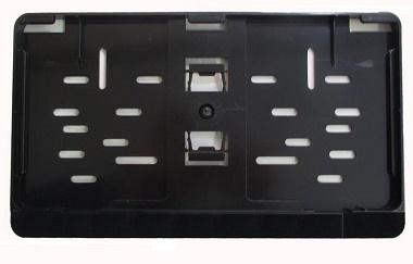 Пластиковая рамка для американского номера 30х15см SMILGA
