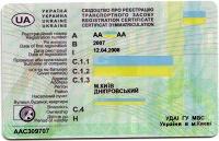 Техпаспорт Украины
